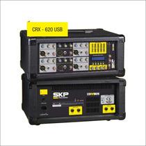 Skp Crx-620usb, Mixer Potenciado 6 Canales (22)