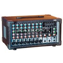 Consola Wenstone Ma8500e Mp3 Usb 8 Ch