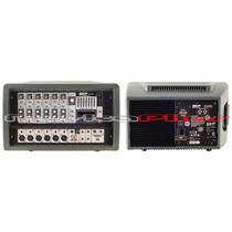 Mixer Skp Crx-626 Potenciada Mp3 Usb Sd 6 Canal Musica Pilar