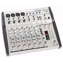 Consola Mixer Skp Vz8 Fx 8 Canales Efectos