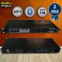 Consola Potenciada Gbr Power 6000 Mp3-bluetooth-fm Gtía!