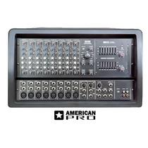 Cabezal Potenciado M-612 American Pro 8 Canales