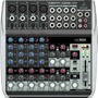 Behringer Xenyx Q1202 Usb Mixer 4 Canales Mono 4 Stereo Comp