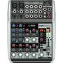 Behringer Qx1002 Mixer 2 Canales Mono 4 Stereo Usb Efectos