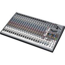 Consolas Behringer Eurodesk Sx 2442 Fx -ver Video- Fervanero