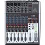 Consola Behringer Xenyx 1204usb Mixer 4 Mono 2 Stereo