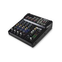 Alto Zmx862 Consola Mixer 6 Canales Eq Sonido Vivo