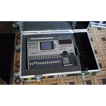 Yamaha Aw4416 Consola Grabadora Digital, Con Y96k Y My8ad