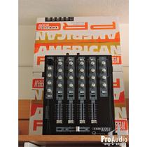 Mixer American Pro Criomix-500ii, Consola Djs