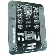 Consola Mixer Para Disk Jockey Ent Microfonos Pc Y Usb