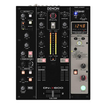 Mixer Denon Dj Dnx600 2 Canales Eq 3 Bandas 4 In 4 Out Nuevo