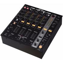 Mezclador Mixer Para Dj Denon Dn-x1100 Usb 4 Canales Dnx1100