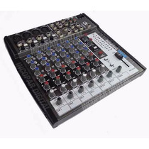 Consola Mixer Moon Mc802 8 Canales