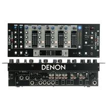Mixer 4 Canales Denon Dnx500 Dj Consolas Mezcladoras