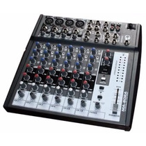 Mixer Consola Moon Mc802 8 Canales Profesional