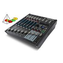 Consola Sonido 8 Canales Dsp Denon Pro Dn408x Fx Usb