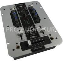 Mixer Dj Gbr Bat 2000 Mp3 Usb 2 Canales Consola Mezclador