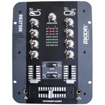 Mixer Para Dj Moon Mdj-206