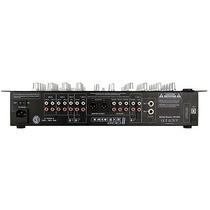 Mixer Mezcladora Dj American Pro Criomix 600ii 4ch 3 Mic Usb