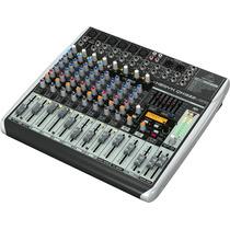 Behringer Xenyx Qx1222usb Mezclador 16 Entrada 2/2 Usb/audio