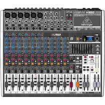 Behringer Mixer Xenyx X1832 Usb Oferta