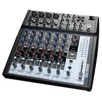 Consola Mixer Mezclador Moon Mc802 8 Canales