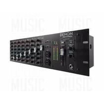 Oferta! Consola Mixer 10 Canales Bluetooth Denon Pro Rack D