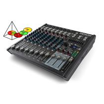 Consola Sonido 12 Canales Dsp Denon Pro Dn412x Fx Usb