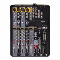 Consola Mezcladora Skp Vz8.2, 8 Canales Usb Mp3 Oferton