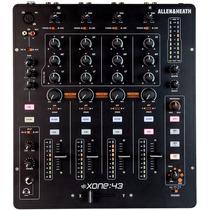 Allen And Heath Xone 43 Mixer Dj 4 Canales Analogico