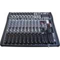 Consola De Sonido Moon Mc12 Usb 12 Canales Mixer Estudio Fx