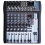 Consola Mixer Moon Mc806. 8 Canales 16 Efectos Digitales