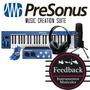 Presonus Music Creation Suite - Kit De Grabación