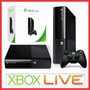 Xbox360 Slim Stingray 4gb Flasheada Unicas Xbox Live!!!