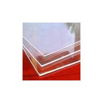Policarbonato Compacto 3mm Cristal 2.05 X 3.00mts Importado