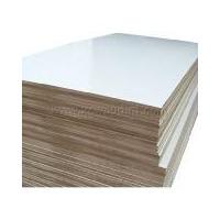 Placa Melamina Blanca Sobre Mdf 18mm 1,83 X 2,60 1ra Calidad