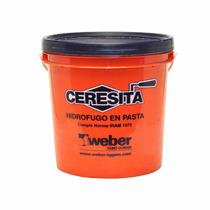 Ceresita Weber Hidrofugo En Pasta Balde 1 Litro Y Medio