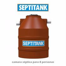 Camara Septica 8 Personas Septitank La Plata
