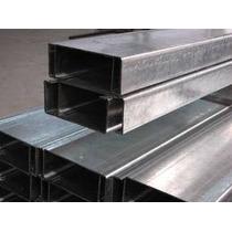 Perfil C Galvanizado 140x60x20 X 2mm | Barra X 12 Mtrs