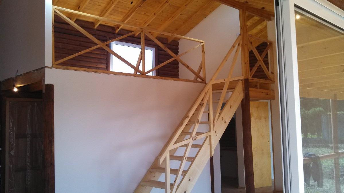 Construccion de caba as de tronco y quebracho artesanales - Construccion de cabanas de madera ...