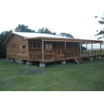 Fabrica De Casas Y Cabaña En Madera