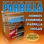 Kit Imprimible Planos Parrilla Hornos Chimenea Hogares Y Mas