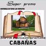 Libro Tecnico Construccion Cabañas Casas Madera Mega Pack