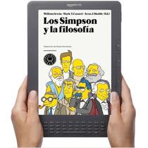 Los Simpsons Y La Filosofía