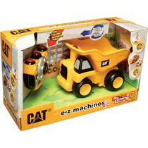 Cat E-z Machines C/control Remoto