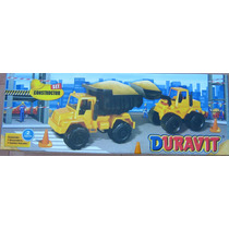 204 Set Constructor Duravit Mediano