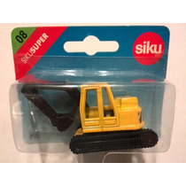 -full- Retroexcavadora Siku 0801 1/87