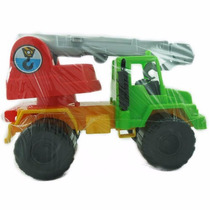 Camion Guinche Plástico Duravit