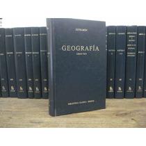 Geografía Libros 8-10 Estrabón Editorial Gredos