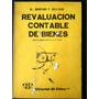 Libro Revaluación Contable De Bienes-dr. Quintino Dell